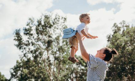 Anskaf en cykelstol, og få motion, når du henter og bringer dit barn