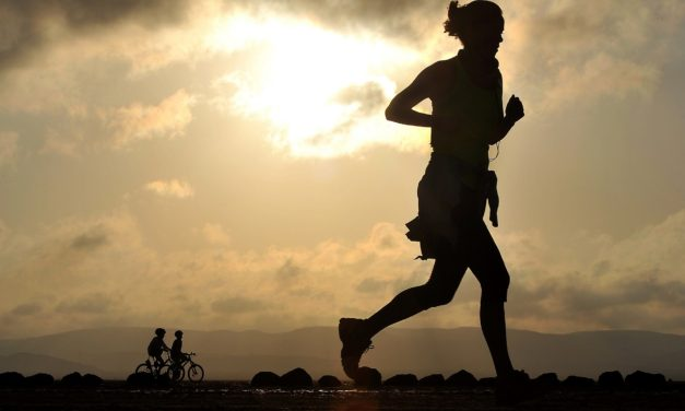 God energi kommer af en sund krop