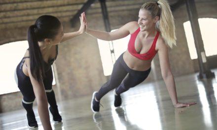 Varier din træning, og gør motion til en leg