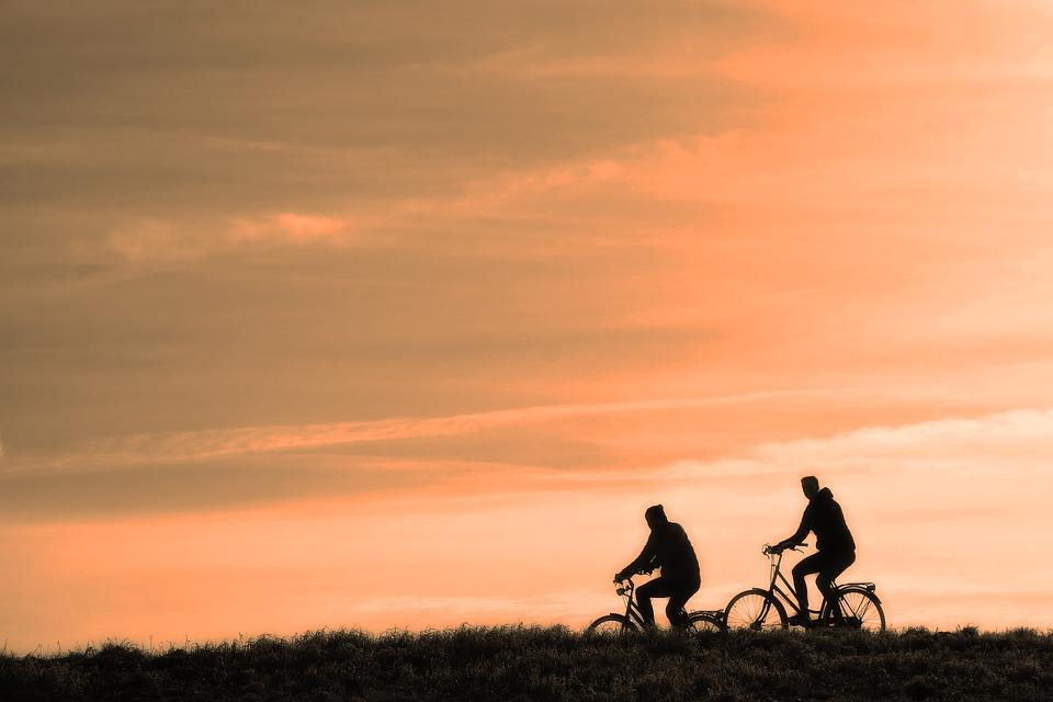 Cykeltur på ferien