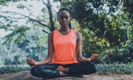 Undgå stress med yoga