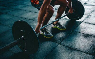 Inspiration til fitnessbloggen