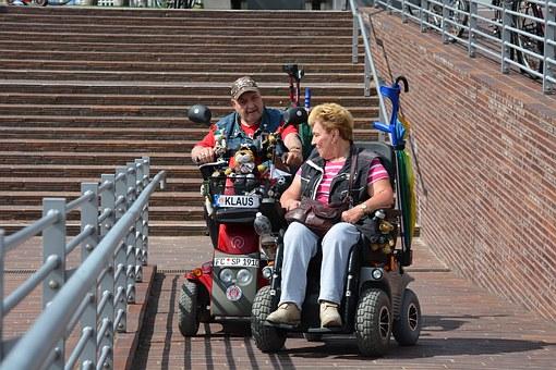 Motion trods handikap