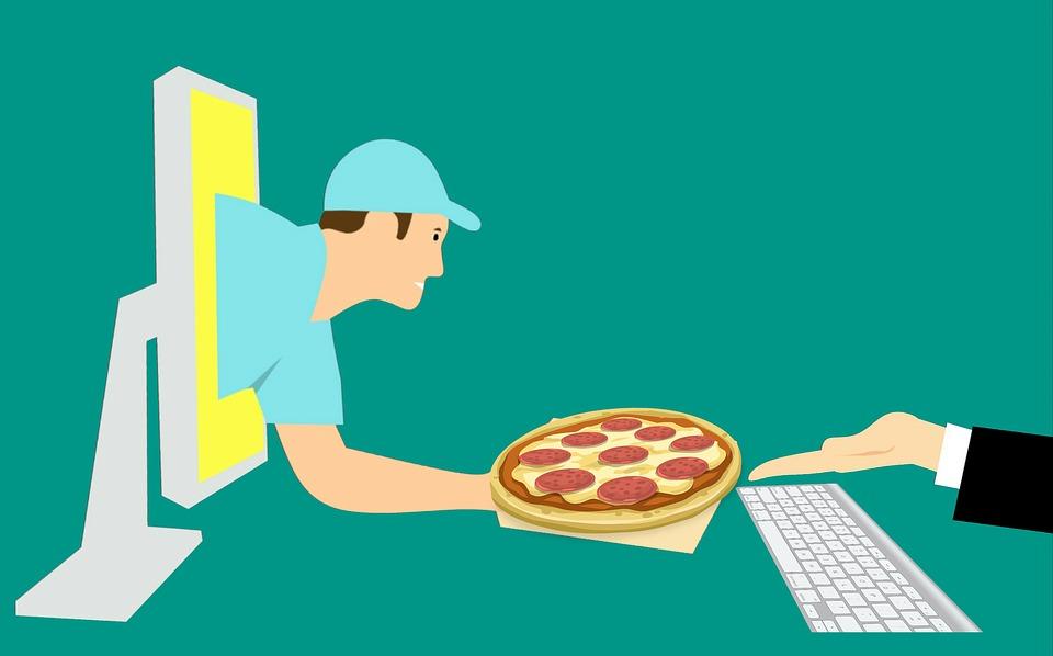 Få maden bragt til døren og få mere tid til motion