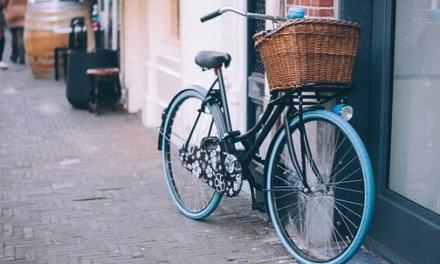 Cyklen er et genialt transportmiddel i byen