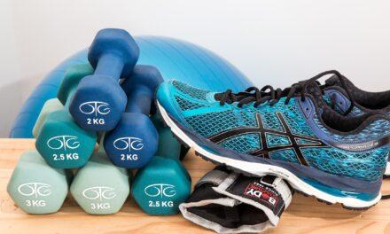 God og sjov motion kan være dyrt