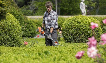 Få motion i haven