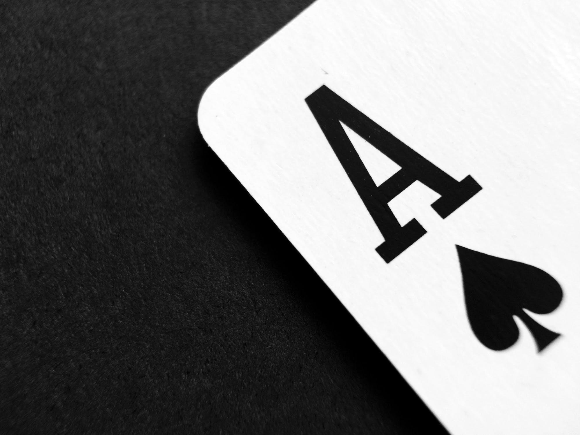 sort kort