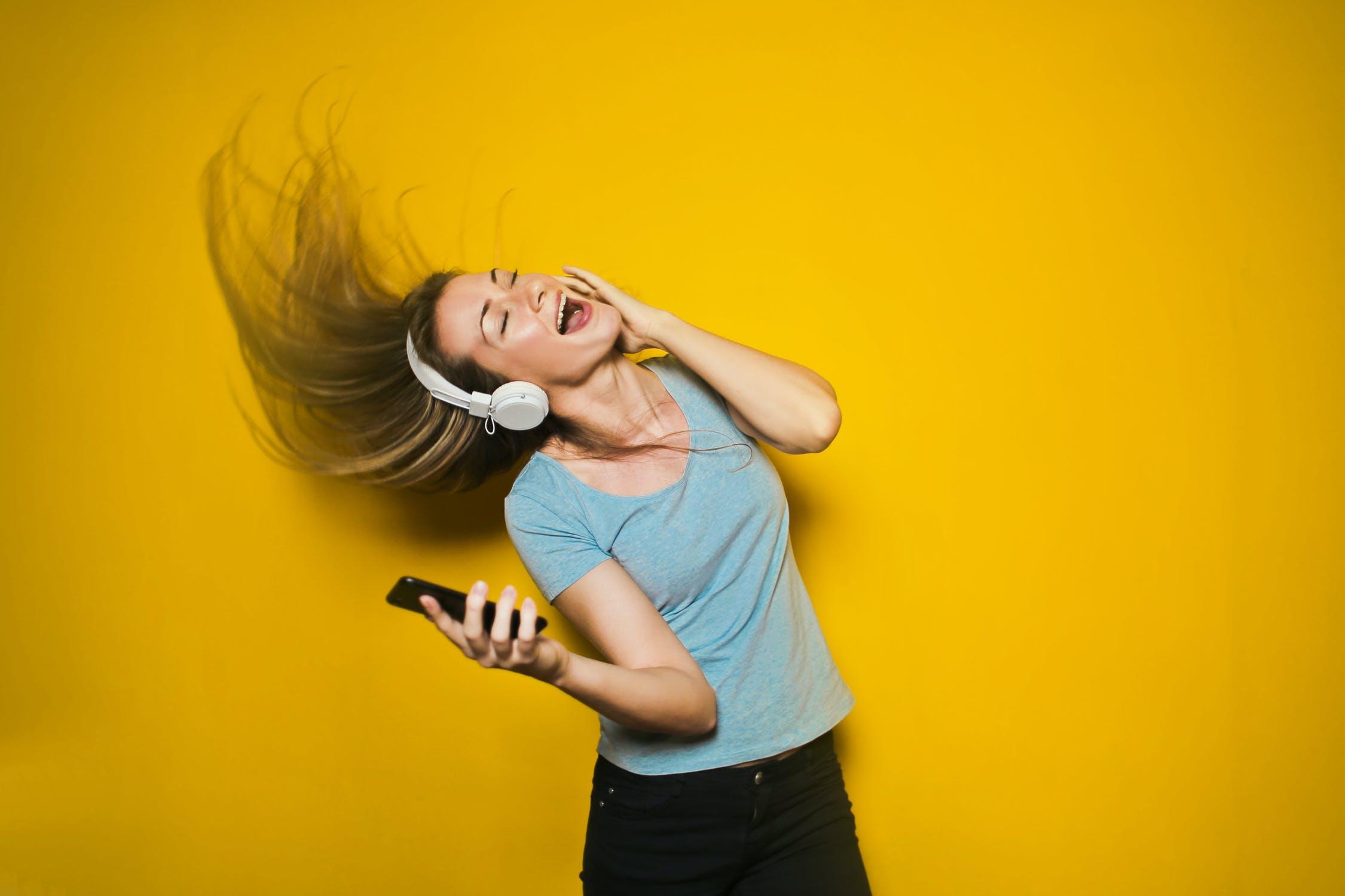 Kvinde og musik