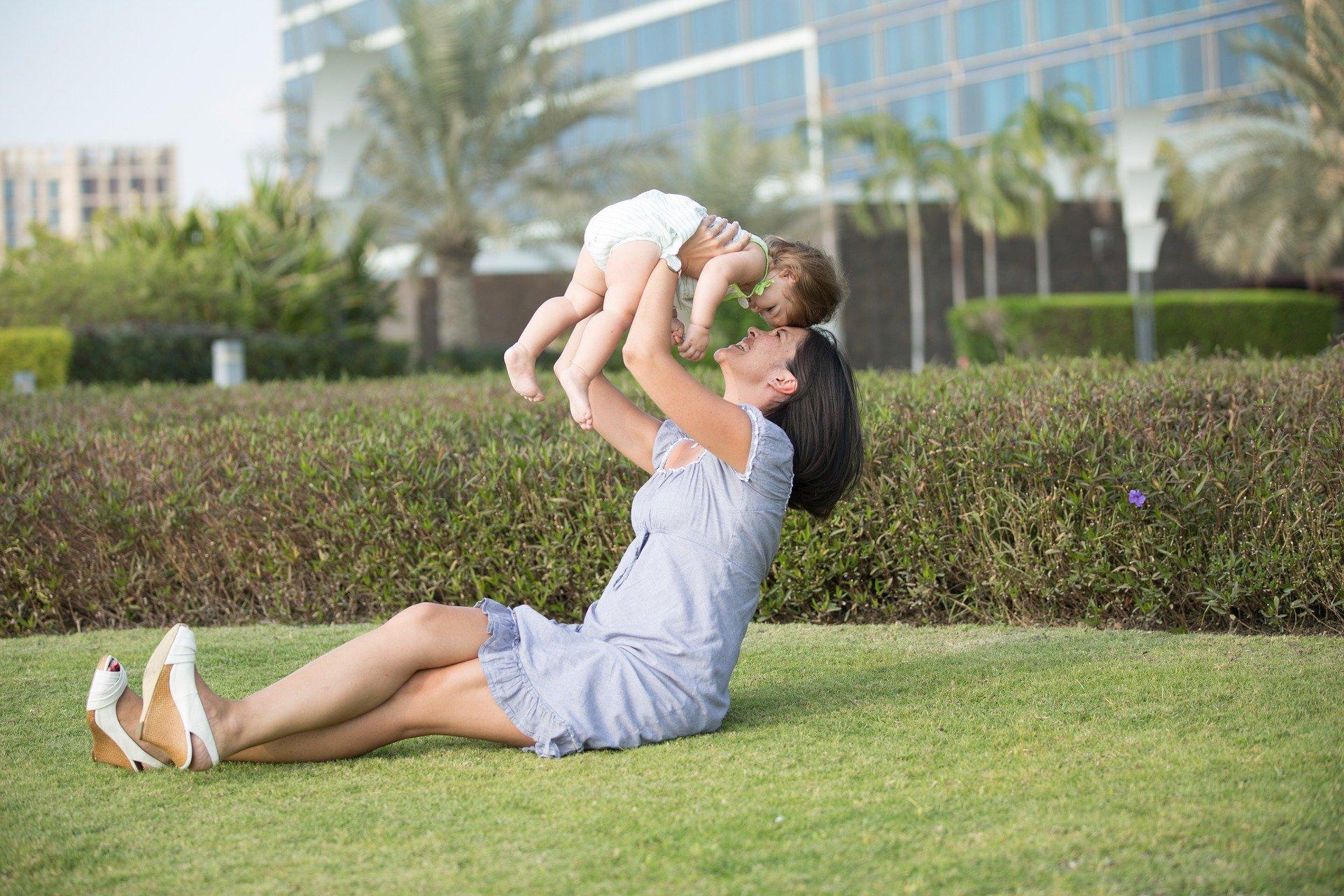 Træn med baby