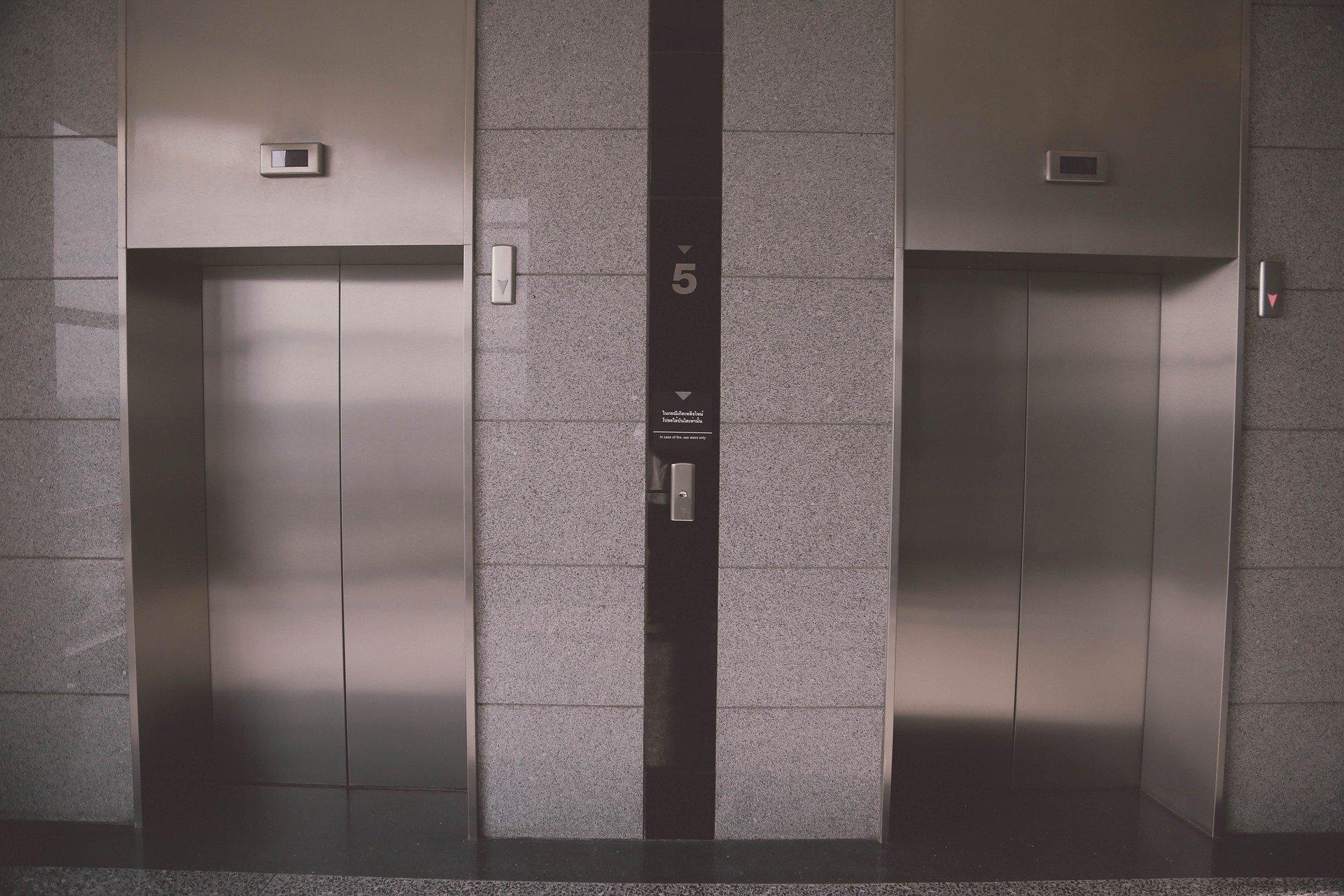 Elevatordøre