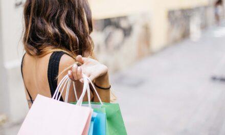 Shopping er også en slags motion