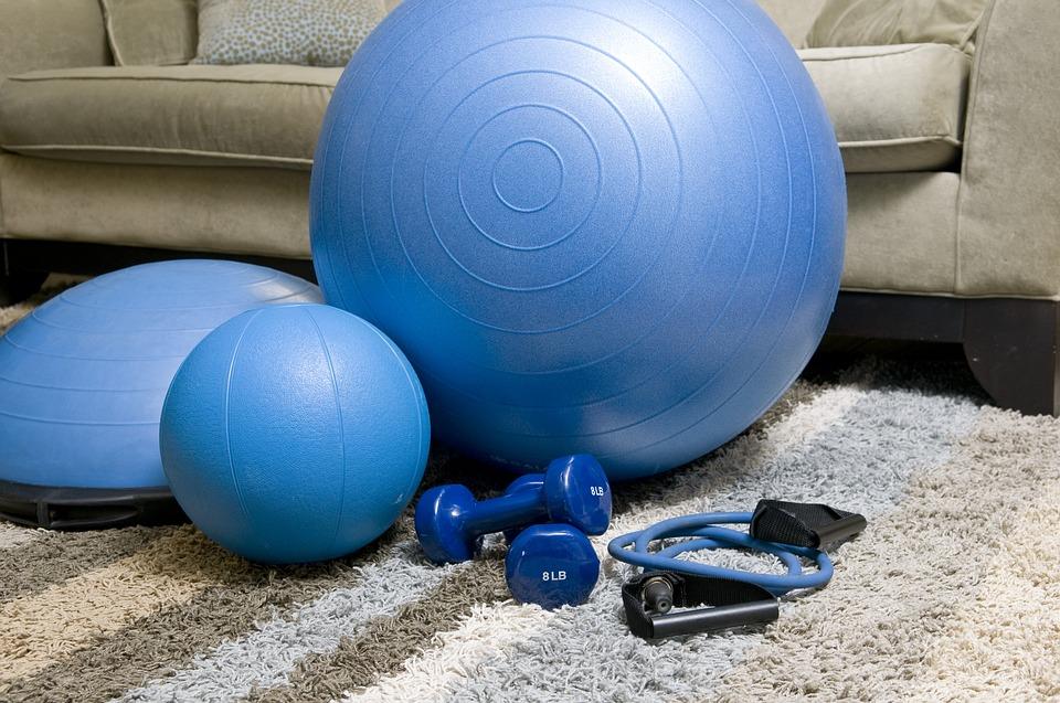 motion i hjemmet