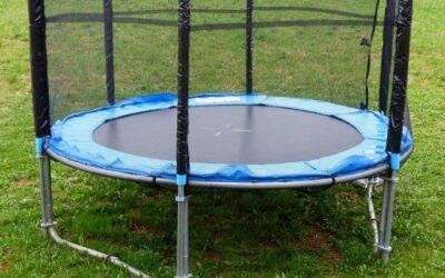 Derfor skal du vælge en BERG trampolin