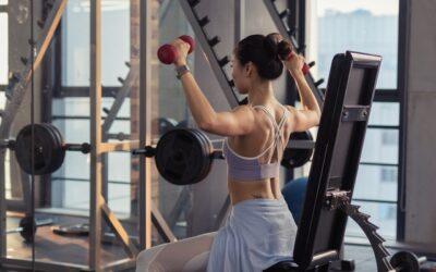 Sjov og sikker motion i fitnesscenteret