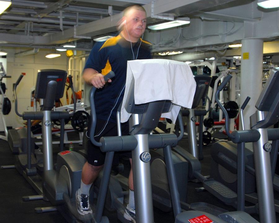 Motionsmaskine i fitness