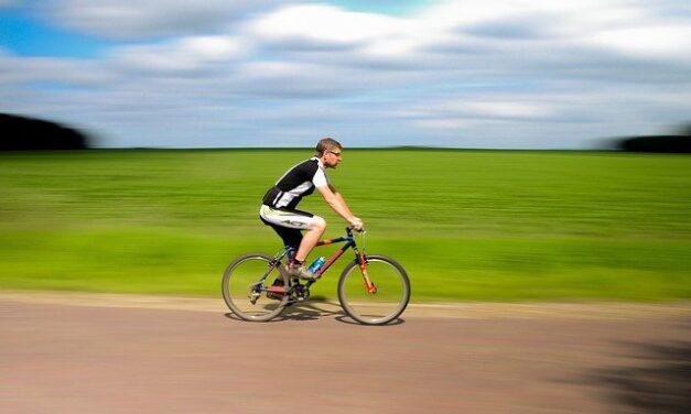 Få noget hjælp til motionen på cyklen