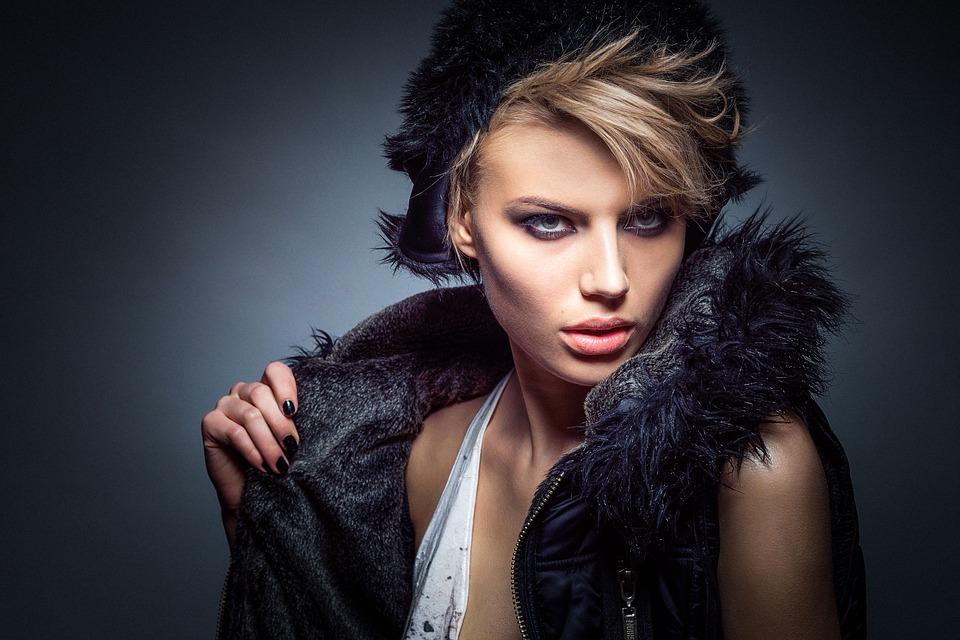 kvinde, fashion, mode, stil